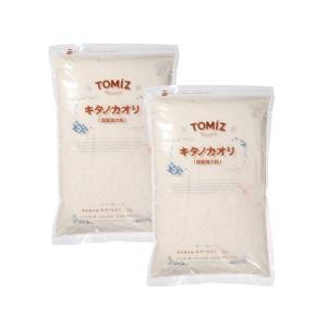 キタノカオリ / 2.5kg×2個セット TOMIZ/cuoca(富澤商店)|tomizawa