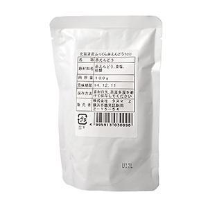 北海道産ふっくら赤えんどう100 / 100g TOMIZ/cuoca(富澤商店)|tomizawa