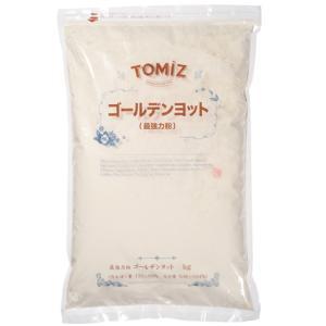ゴールデンヨット(日本製粉) / 2.5kg TOMIZ/cuoca(富澤商店)