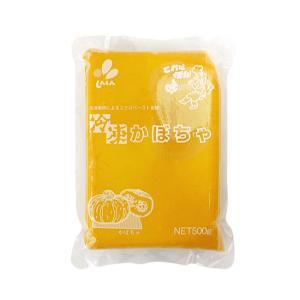 【冷凍便】冷凍かぼちゃペースト / 500g TOMIZ(富澤商店) パウダー・フレーク・ペースト その他フレーク・ペースト