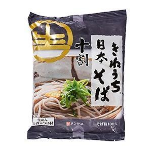 サンサスきねうち生麺 十割日本そば / 170g TOMIZ(富澤商店) 季節商品 冬