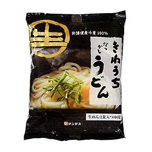 サンサスきねうち生麺 なつかしうどん / 220g TOMIZ(富澤商店) 季節商品 冬