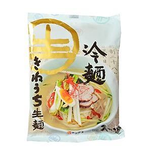 サンサスきねうち生麺 冷麺 / 165.5g TOMIZ(富澤商店) 和食材(加工食品・調味料) 乾麺・半生麺