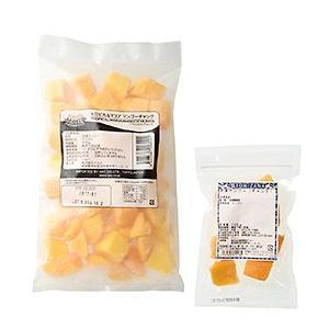 【冷凍便】冷凍マンゴー(チャンク) / 100g TOMIZ(富澤商店) 冷凍フルーツ マンゴー