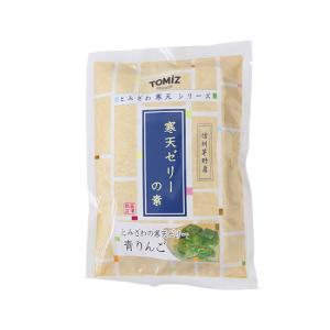 富澤寒天 ゼリーの素(青りんご) / 125g×2 TOMIZ/cuoca(富澤商店)|tomizawa