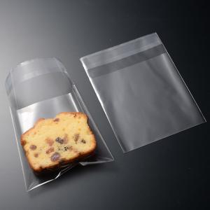 OPPレーズンサンド袋 10.5×10.5 / 100枚 TOMIZ/cuoca(富澤商店) 菓子袋 OPP袋|tomizawa