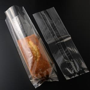 無地パウンドケーキ袋 / 20枚 TOMIZ/cuoca(富澤商店) 菓子袋 ガゼット袋|tomizawa