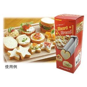 パン焼型 ハートブレッド / 1個 TOMIZ(富澤商店) パン作りの型 パン型 その他|tomizawa