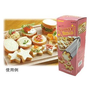 パン焼型 フラワーブレッド / 1個 TOMIZ(富澤商店) パン作りの型 パン型 その他|tomizawa
