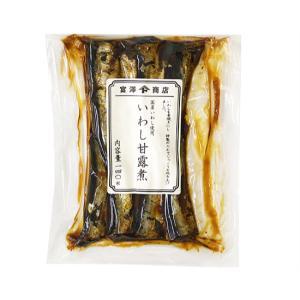 いわし甘露煮 / 170g TOMIZ/cuoca(富澤商店)|tomizawa
