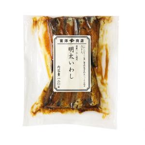明太いわし / 150g TOMIZ/cuoca(富澤商店)|tomizawa