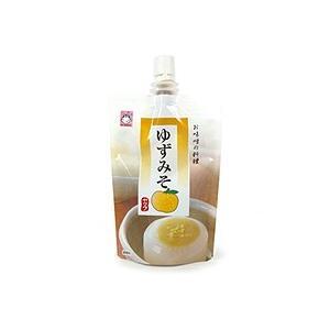 ヤマク ゆずみそ / 90g TOMIZ(富澤商店) 季節商品 夏|tomizawa