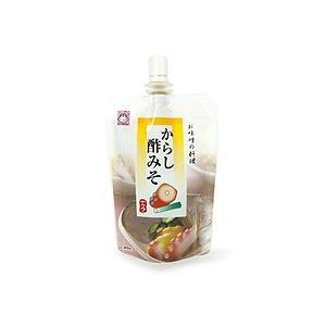ヤマク からし酢みそ / 100g TOMIZ(富澤商店) 季節商品 夏|tomizawa