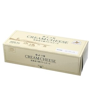 【冷蔵便】よつ葉 北海道十勝クリームチーズ / 1kg TOMIZ(富澤商店) チーズ類 クリームチーズ