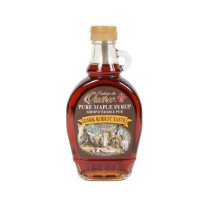 瓶入メープル独特の味と香りをしっかりと味わえるタイプのメープルシロップです。
