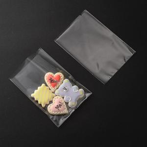 熱シール対応 OPP無地袋 90×130 / 100枚 TOMIZ/cuoca(富澤商店) 菓子袋 OPP袋|tomizawa