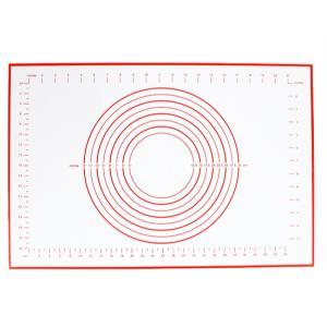 シリコンマット 40×60cm / 1枚 TOMIZ(富澤商店) 伸ばす・敷く のし台・パンマット・取り板|tomizawa