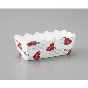 ミニパウンド 80 レーヴ / 10枚 TOMIZ/cuoca(富澤商店) ベーキングカップ パウンド焼成紙型・ベーキングトレー tomizawa