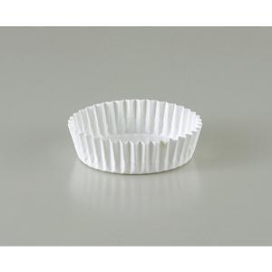 純白ペット 白無地 100φ×30H / 300枚 TOMIZ/cuoca(富澤商店) ベーキングカップ グラシンカップ|tomizawa