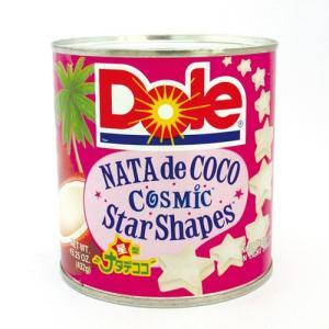 Doleスターシェイプナタデココ缶詰 / 432g TOMIZ/cuoca(富澤商店) tomizawa