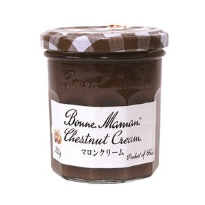 BonneMamanマロンクリーム / 225g TOMIZ/cuoca(富澤商店)|tomizawa
