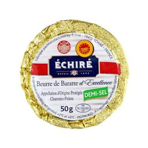 【冷蔵便】エシレ発酵バター ポーション 有塩 / 50g T...
