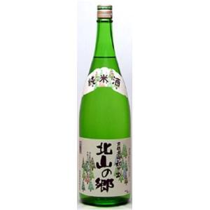初日の出 純米酒 北山の郷1800mlx6本...