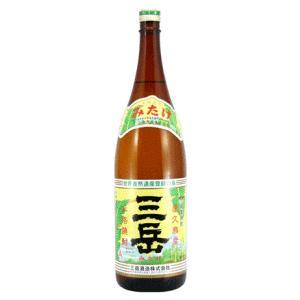 三岳 芋焼酎 25゜(屋久島産) 1800mlx6本の関連商品3