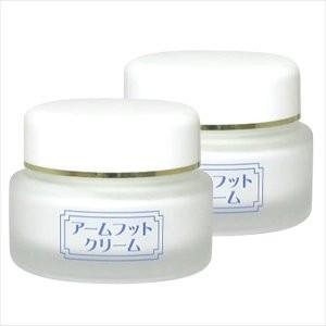 薬用デオドラントクリーム アームフットクリーム(20g) (2個セット)