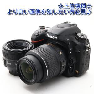 中古 美品 NIKON D750 ダブルレンズセット ニコン 人気 おすすめ 高画質 新品8GBSD...