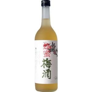 中野BC 蜂蜜梅酒 720ml|tomoda