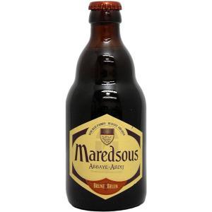 (ベルギービール)マレッツ・ブラウン 330ml|tomoda