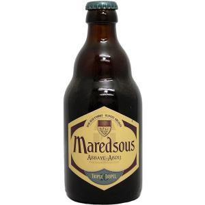 (ベルギービール)マレッツ・トリプル 330ml|tomoda