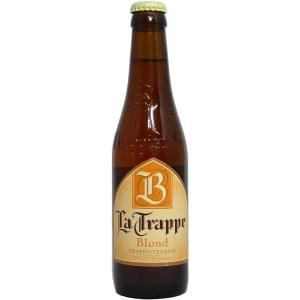 (ベルギービール)ラ・トラップ・ブロンド 330ml|tomoda