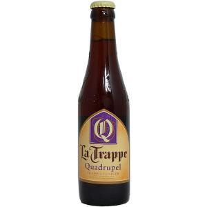 (ベルギービール)ラ・トラップ・クアドルペル 330ml|tomoda