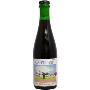 (ベルギービール)カンティヨン・クリーク 375ml|tomoda