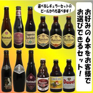 ベルギービール選べる6本プレミアムセット|tomoda