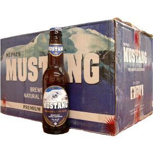 (ネパールビール)ムスタン・ビール 330ml×24本入り tomoda
