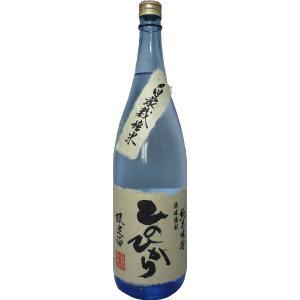 米焼酎 特醸鶴羽 ひのひかり 1800ml tomoda