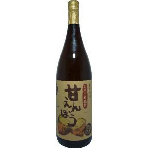 (入荷いたしました!)焼き芋焼酎 甘えんぼう (限定品) 1800ml|tomoda