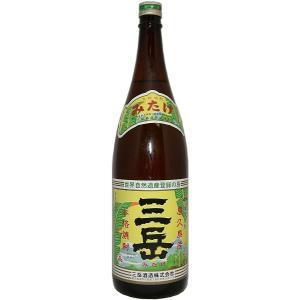 芋焼酎 三岳 (限定品) 1800ml|tomoda