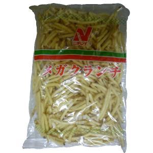 (要冷凍)ニチレイ メガクランチ 1kg×12袋入り(1箱) クール代・送料無料|tomoda