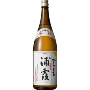 浦霞 本醸造 からくち 1800ml|tomoda