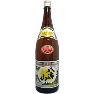 産地:新潟県 醸造:八海醸造株式会社 精米歩合:60% 日本酒度:+5 原材料:米・米麹・醸造アルコ...