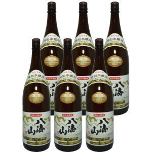 お中元 ギフト(クーポンご利用で100円引き!)日本酒 八海山 特別本醸造 1800ml 6本入り 送料無料|tomoda