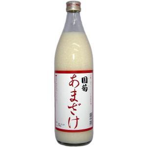 (入荷いたしました!)国菊 あまざけ 900ml|tomoda