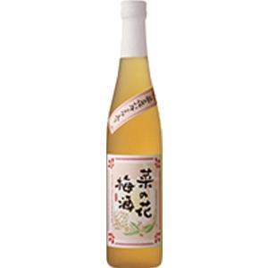 菜の花梅酒 500ml tomoda