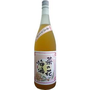 菜の花梅酒 1800ml tomoda