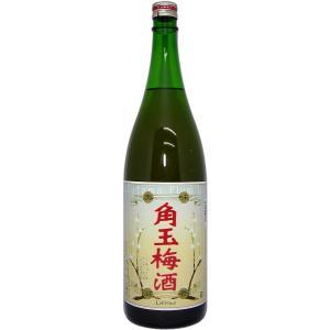 角玉梅酒 1800ml tomoda
