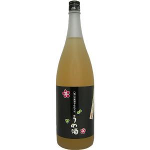 八海山の原酒で仕込んだうめ酒 1800ml